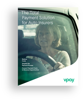 Cover of Vpay Auto Insurance brochure