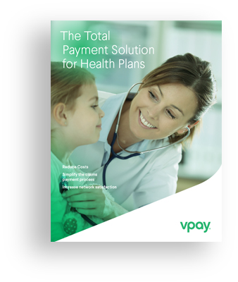 Cover of Vpay Health Plans brochure
