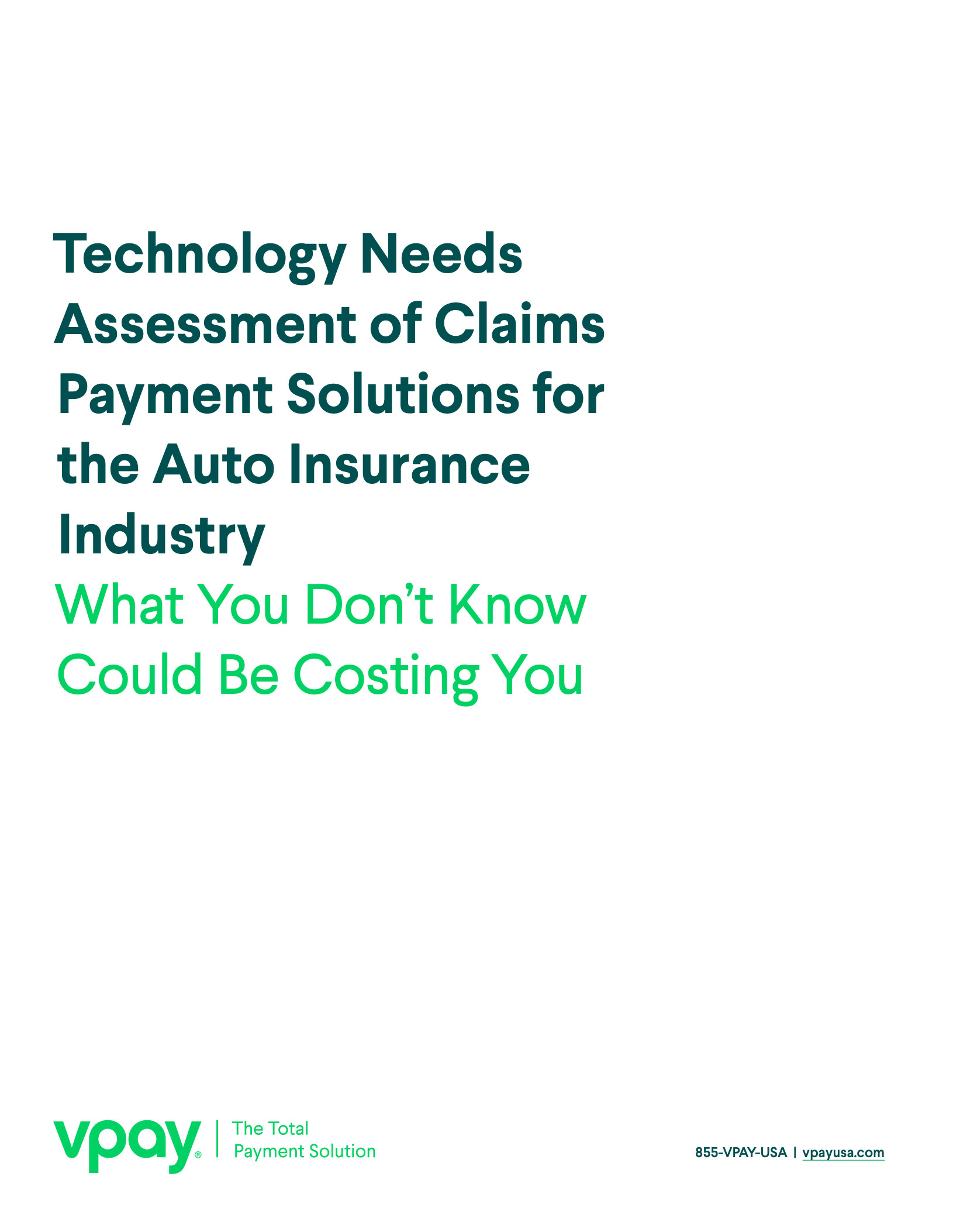How Claims Are Processed Can Cost Auto Insurers More than Realized