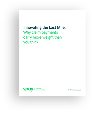 Cover of Vpay Auto Industry White Paper