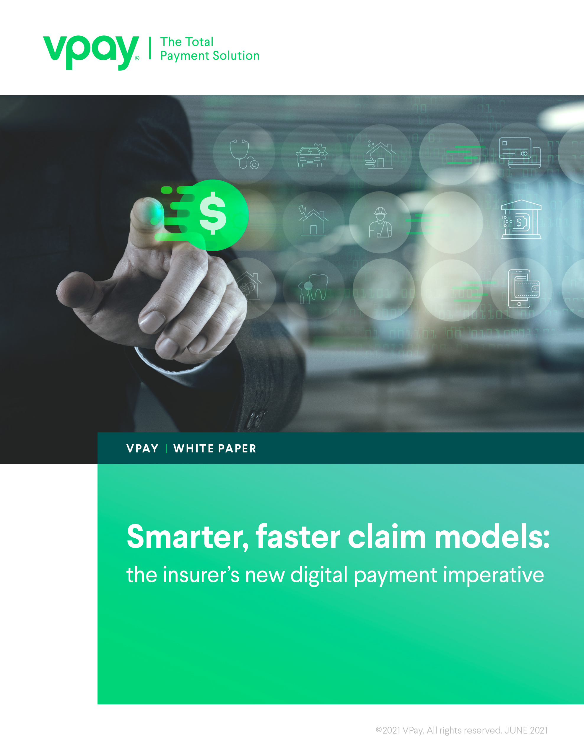 Smarter, Faster Claims Models: The Insurer's New Digital Payment Imperative